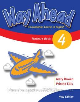 Way Ahead 4 Teacher's Book ISBN: 9781405058797