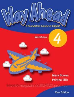 Way Ahead 4 Workbook ISBN: 9781405058780