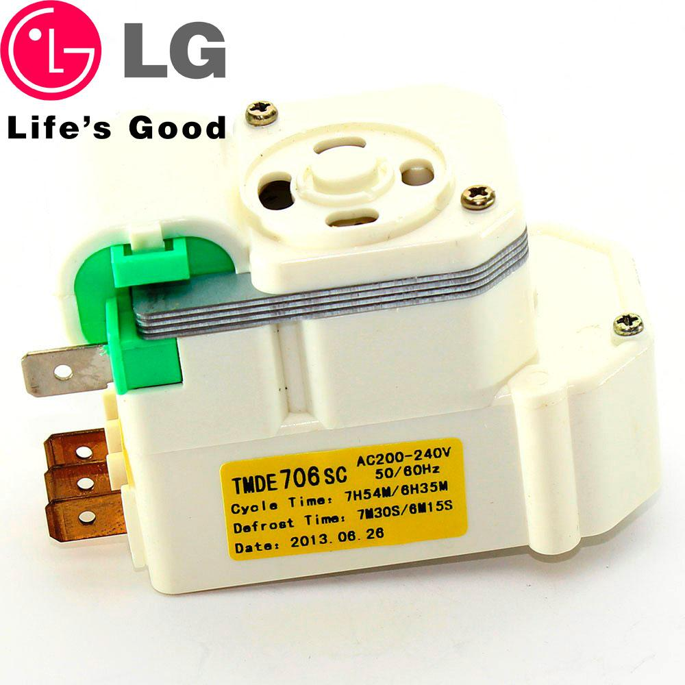 Таймер оттайки TMDE-706SC для холодильников LG