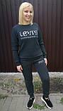 Теплий спортивний костюм Levis, фото 3