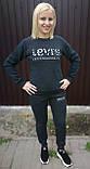 Теплий спортивний костюм Levis, фото 5