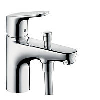 🇩🇪 Hansgrohe Focus E2 31930000 смеситель на борт ванны с переключением на душ