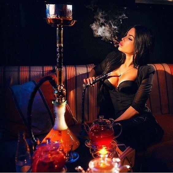 кальян курить