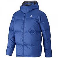 Куртка пуховик спортивная, мужская Adidas basic down O46591 адидас