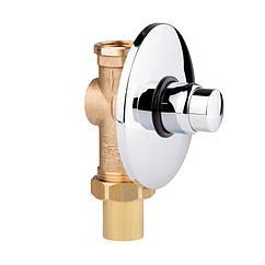 Bianchi Temporizzati TMP 000 945 500 CRM смеситель для скрытого монтажа для писсуаров