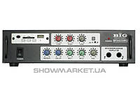 BIG Трансляционный усилитель BIG MPA635MU  - MP3 - плеер