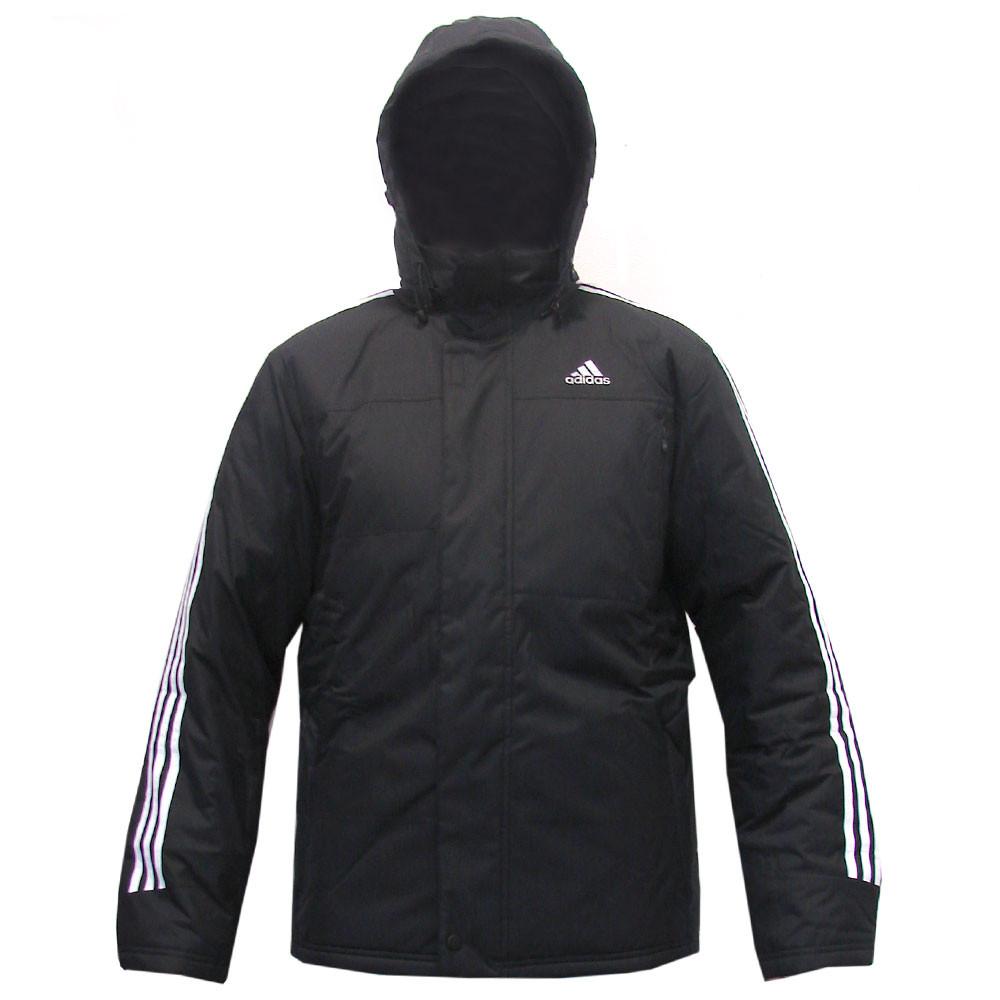 Куртка спортивная, мужская Adidas Padded Jacket 3S O55943 адидас