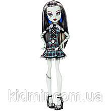 Кукла Monster High Фрэнки Штейн (Frankie Stein) базовая без питомца Монстр Хай
