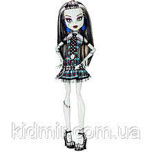 Кукла Monster High Фрэнки Штейн (Frankie Stein) базовая без питомца Монстр Хай