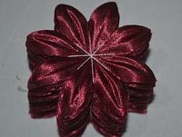 Атласные цветочки 3911  упаковка 100 шт, фото 1