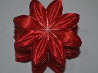 Атласные цветочки 3912  упаковка 100 шт, фото 1