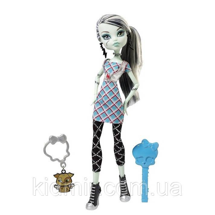 Кукла Monster High Фрэнки Штейн (Frankie Stein) из серии Убийственно стильные  Монстр Хай