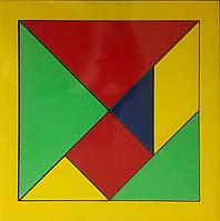 "Мозаика ""Танграм"", 4 цвета, 16*16см, пр. Украина"