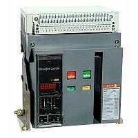 Воздушный автоматический выключатель ВА77-1-2000 3 полюса 2000А стационарное исполнение Icu 80кA 415В Electro