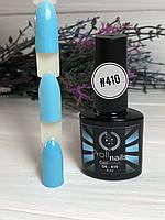 Гель лак каучуковый 15мл Profi nails # 410