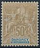 Французская Дагомея 1905 год