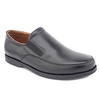 Туфли школьные для мальчика кожаные