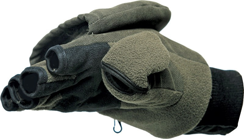 303108-XL Перчатки-варежки, отстёгивающиеся с магнитом NORFIN