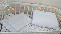 Одіялко та подушка в ліжечко 1386