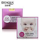 Кушон для лица BioАqua Brand Baby Skin Air Cushion BB CC № 2 (жидкая пудра), фото 4