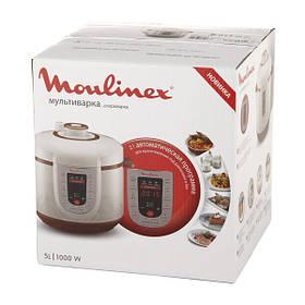 Мультиварка - скороварка Moulinex CE501132