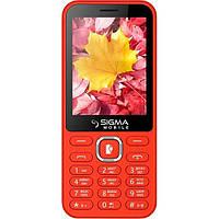 Мобільний телефон Sigma X-style 31 Power Red