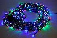 Новогодняя Внутренняя Гирлянда Нить на Елку 200 Лампочек Разноцветная, фото 1