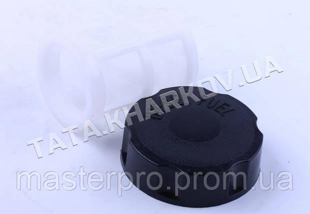 Крышка бака топливного (с сеткой) - 178F, фото 2