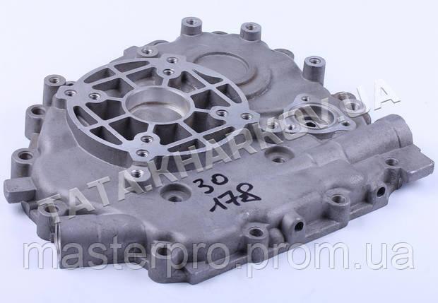 Крышка блока двигателя - 178F, фото 2