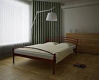 Кровать металлическая Marko 2 80х190 см ТМ Метакам