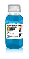 Чернила ColorWay Premium Canon CL-38/41/51/441/511/513, CLI-8/521/426, Cyan, 100 мл (CW-CU426C01), краска для принтера