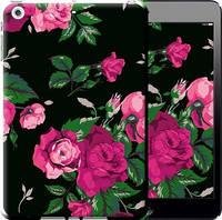 """Чехол на iPad mini 2 (Retina) Розы на черном фоне """"2239c-28-16132"""""""