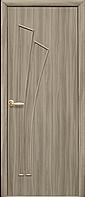 Двери межкомнатные Новый Стиль, МОДЕРН, модель Лилия Экошпон, глухая