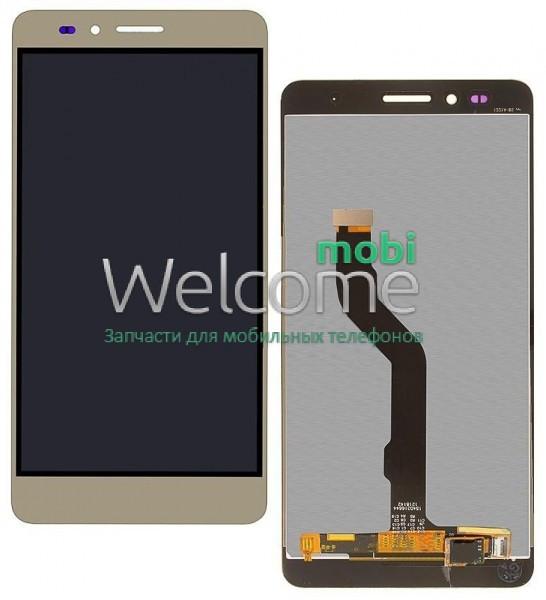 Модуль Huawei Honor 5X (KIW-L21), GR5 (2016), X5 gold (оригинал) дисплей экран, сенсор тач скрин для телефона смартфона