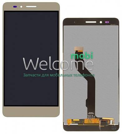 Модуль Huawei Honor 5X (KIW-L21), GR5 (2016), X5 gold (оригинал) дисплей экран, сенсор тач скрин для телефона смартфона, фото 2
