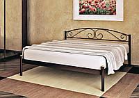 Кровать металлическая Verona 1 80х190 см ТМ Метакам