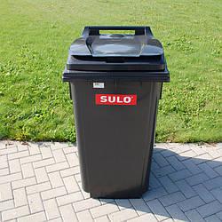 Мусорный бак для ТБО 360л SULO  (Германия)