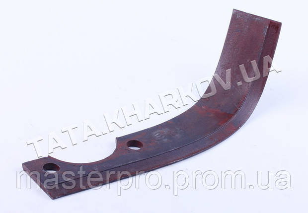 Нож фрезы правый 360gr L-225mm - 178F/186F, фото 2