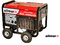 Портативные дизельные генераторы ALIMAR