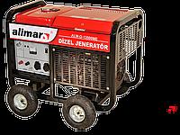 Портативные дизельные генераторы ALIMAR, фото 1