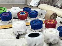 Насадка (щетка) для чистки мягкой мебели, матрасов с помощью полировщика