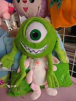 Мягкая игрушка Корпорация монстров Майк Вазовски 30 см, фото 1