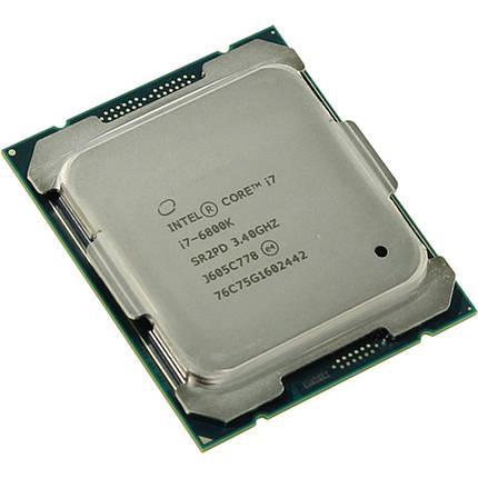Процессор Intel Core i7 (LGA2011-3) i7-6800K, Box, фото 2