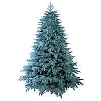 Новогодняя Искусственная Елка «Альпийская голубая» 1,2 м | 120 см из пластика | 100 PVE