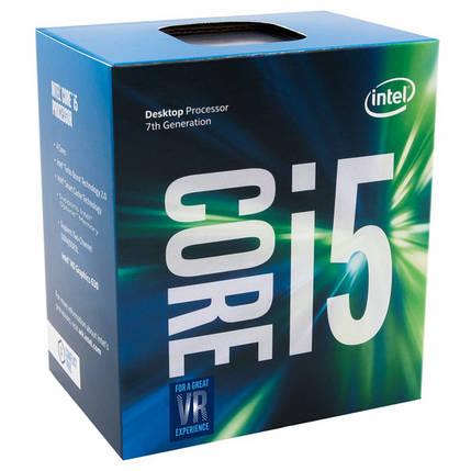 Процессор Intel Core i5 (LGA1151) i5-7600K, Box, фото 2