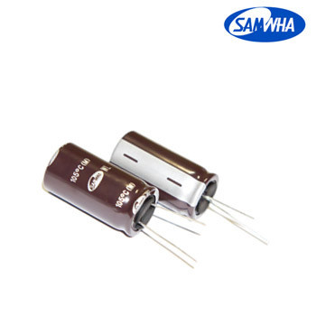 2200mkf - 35v (Низький імпеданс) Samwha WL 16*31,5 105°C конденсатор електролітичний