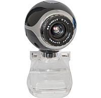 Веб камера Defender C-090 Black/Gray, USB 2.0, встроенный микрофон