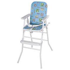 Детский стульчик для кормления Bambi HB 303-12 Голубой (intHB 303-12)
