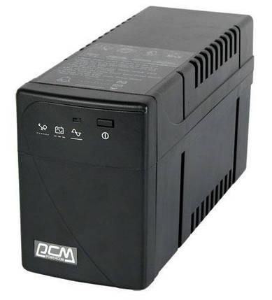 ИБП (UPS) PowerCom BNT-800A Black, 800VA, фото 2