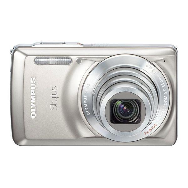 Фотоаппарат Olympus Mju-7030 (Stylus 7030) Silver